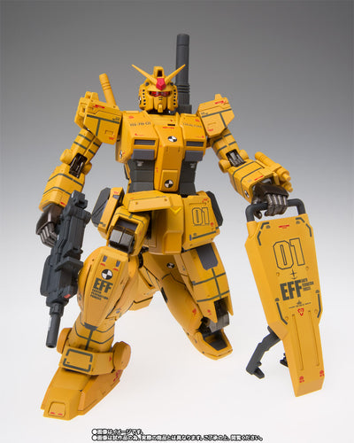 GUNDAM FIX FIGURATION METAL COMPOSITE RX-78-01[N] GUNDAM LOCAL TYPE ROLLOUT COLOR