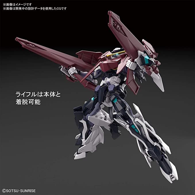 HGBD:R Gundam Astray Type New MS Tentative [End of October/November 2020]