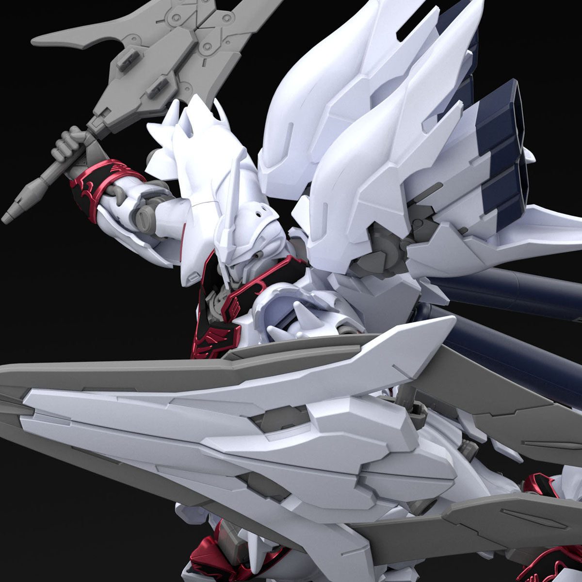 HGBF 1/144 Weiss Sinanju [End of MAY 2021]