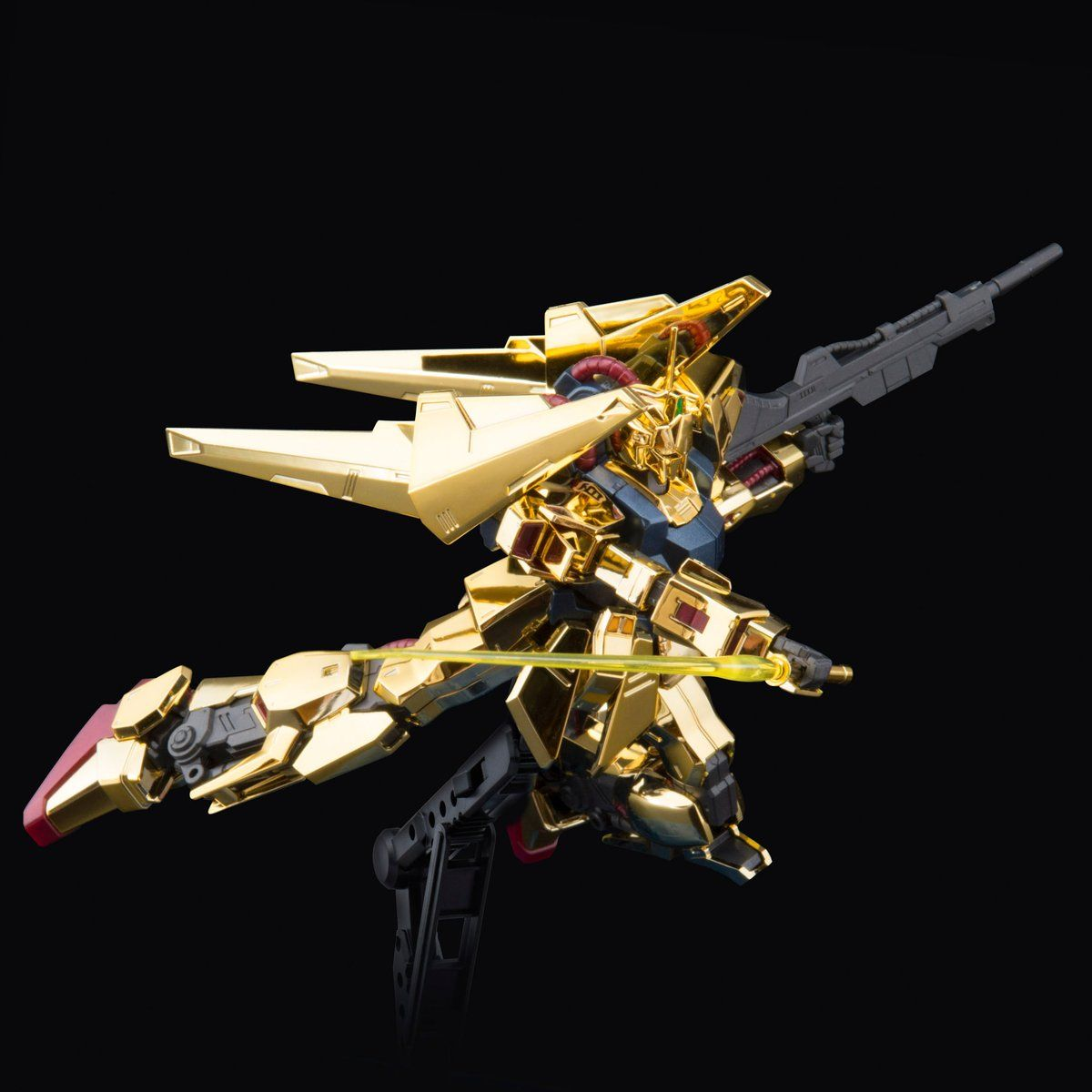 The Gundam Base Limited HGUC 1/144 Hyaku Shiki GOLD COATING [End of October]