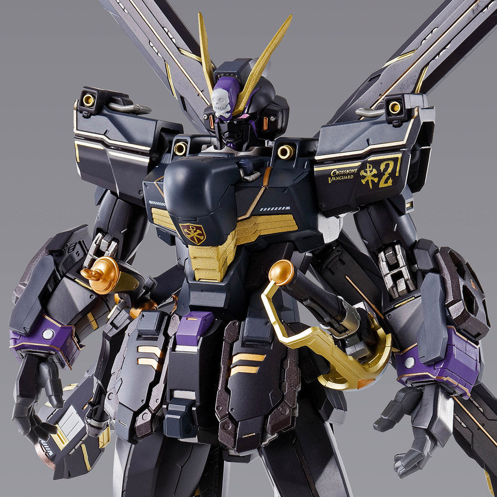 METAL BUILD: Crossbone Gundam X-2  [End of November]