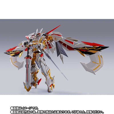 METAL BUILD: GUNDAM ASTRAY GOLD FRAME AMATSU HANA VERSION HANA [END OF OCTOBER 2020]