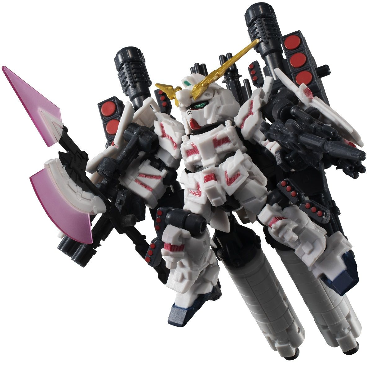 MSG MOBILE SUIT ENSEMBLE EX13 Full Armor Unicorn REDver. [End of November]