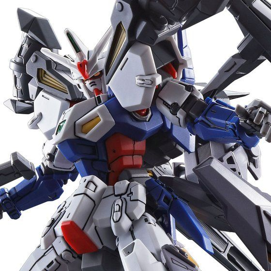 P-BANDAI HG 1/144 Gundam Geminus 01 Assault Booster & High Mobility Unit Expansion Set *PARTS ONLY* [End of MAY 2021]