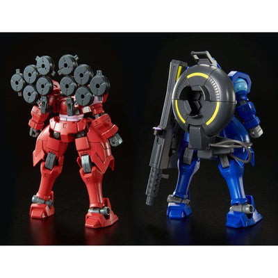 P-BANDAI: HGAC 1/144 VAYEATE AND MERCURIUS SET [End of May 2021]