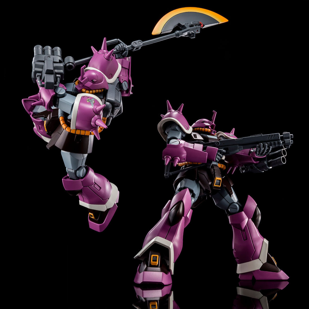P-BANDAI: HGUC 1/144 EFREET (DOUG SCHNEID CUSTOM) [End of APRIL 2020]