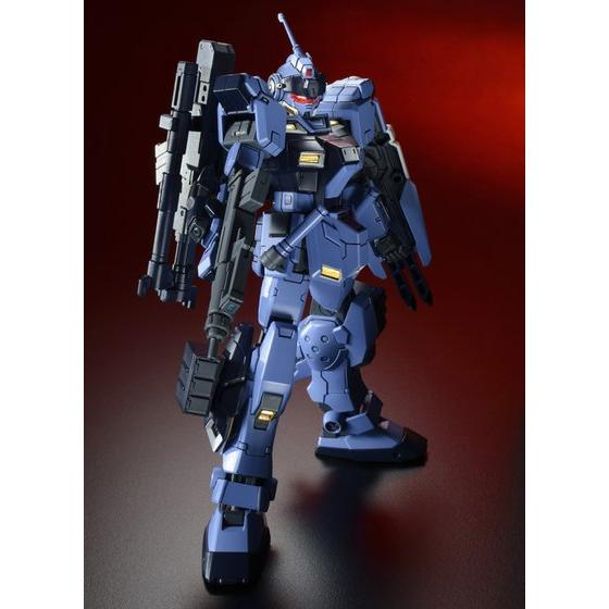 P-BANDAI: HGUC 1/144 PALE RIDER LAND BATTLE HEAVY EQUIPMENT VER. [END OF MAY 2021]