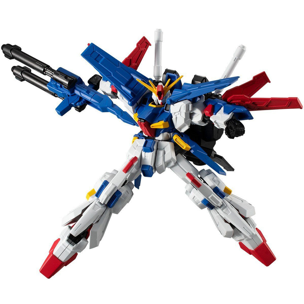 P-Bandai Limited: GUNDAM G-FRAME ZZ / ENHANCED ZZ GUNDAM [End of October]