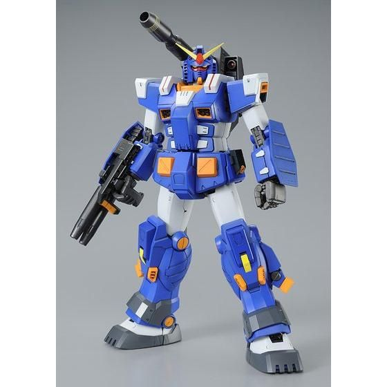 P-BANDAI: MG 1/100 FULL ARMOR GUNDAM BLUE COLOR VER.  [End of November]