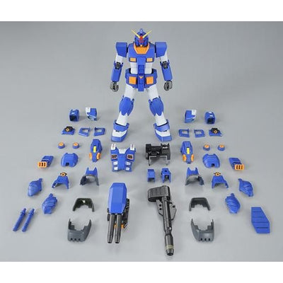 P-BANDAI: MG 1/100 FULL ARMOR GUNDAM BLUE COLOR VER.  [End of January 2020]