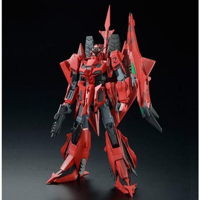 P-BANDAI: MG 1/100 MSZ-006-P2/3C ZETA GUNDAM P2/3C TYPE RED SNAKE'S ZETA [End of February 2020]