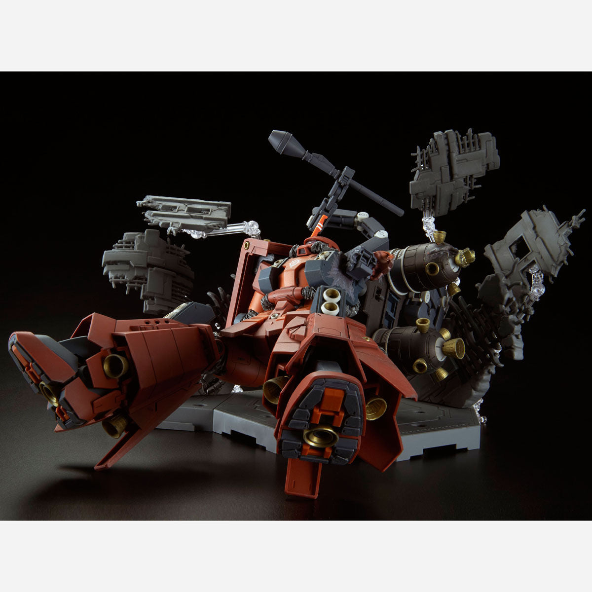 P-BANDAI: MG 1/100 PSYCHO ZAKU GUNDAM THUNDERBOLT VER. KA FINAL BATTLE VER. [End of December]