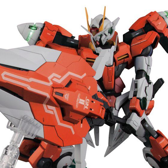 P-BANDAI: PG 1/60 00 GUNDAM SEVEN SWORD/G INSPECTION COLORS [END of JUNE 2020]