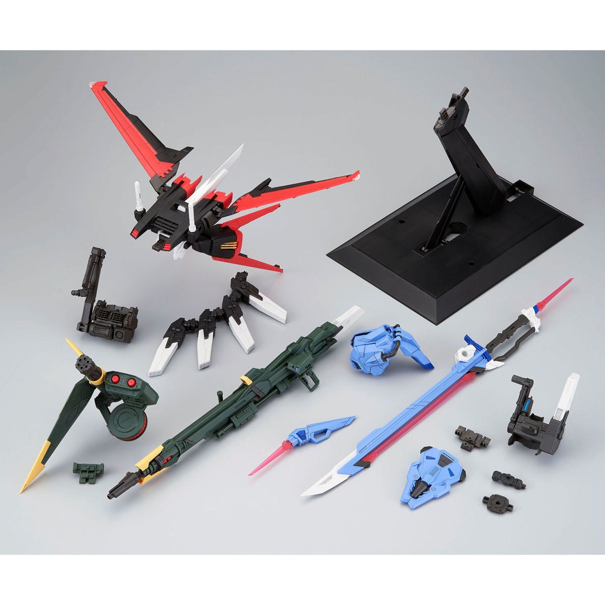 P-BANDAI: PG 1/60 PERFECT STRIKE GUNDAM EXPANSION EQUIPMENT SET **PARTS ONLY**  [End of JUNE 2020]