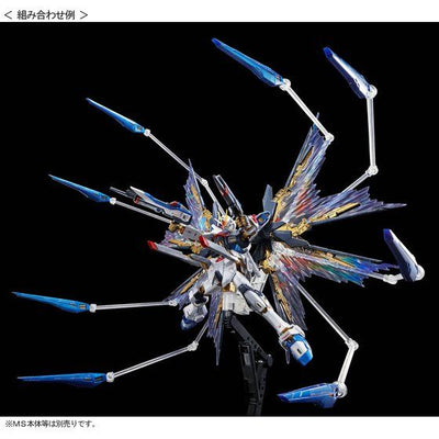 P-BANDAI: RG 1/144 STRIKE FREEDOM WINGS OF THE SKY EFFECT ***PARTS ONLY*** [END OF APRIL 2021]