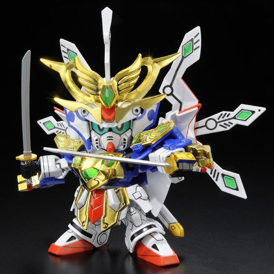 P-BANDAI: SD LEGEND BB MUSHA GODMARU FINAL BATTLE VERSION [End of December]