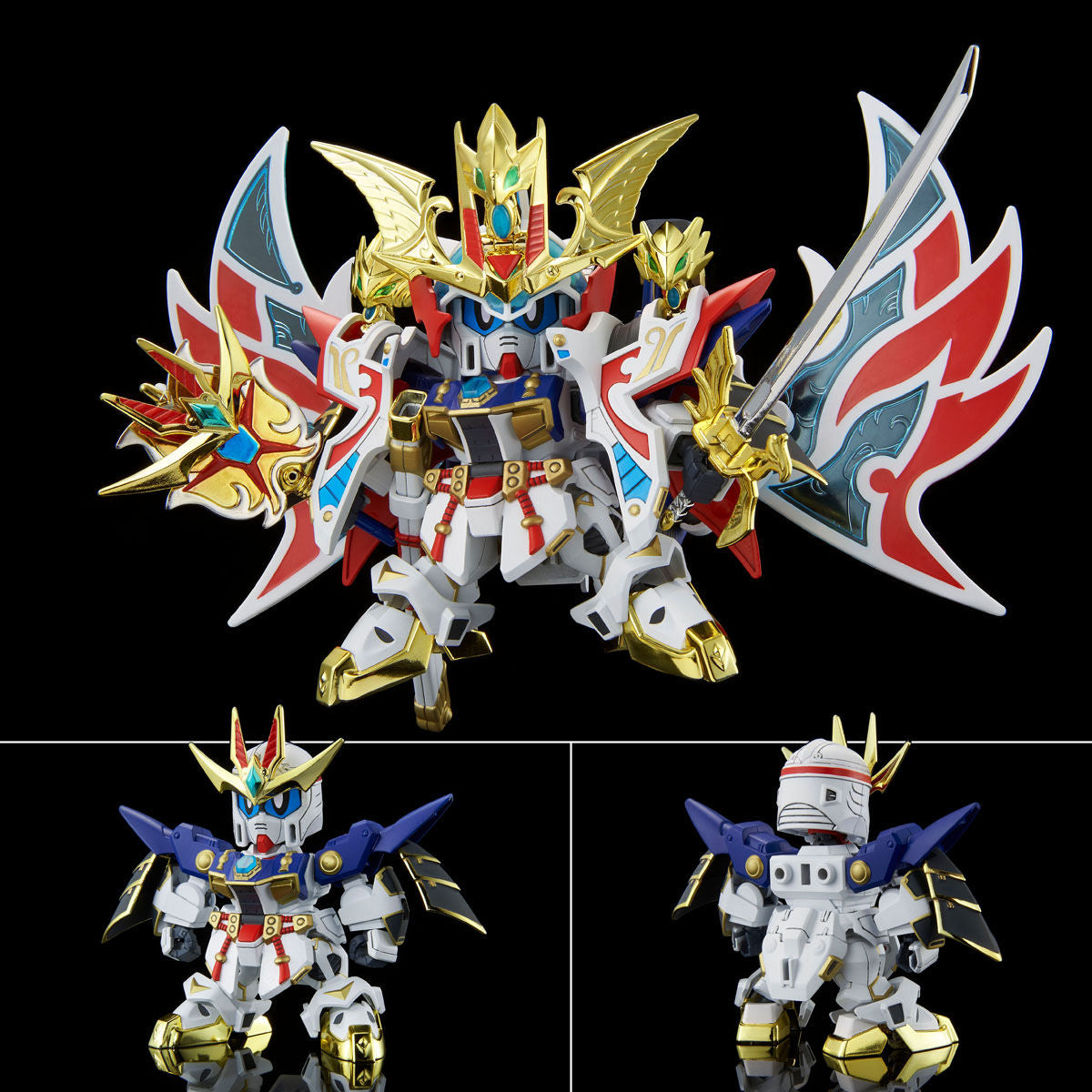 P-BANDAI: SD LEGEND BB SHINSEI DAI SHOGUN [End of December]