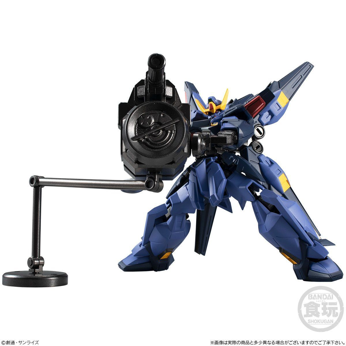 P-Bandai: Gundam G-Frame Sisquiede TITANS [End of September]