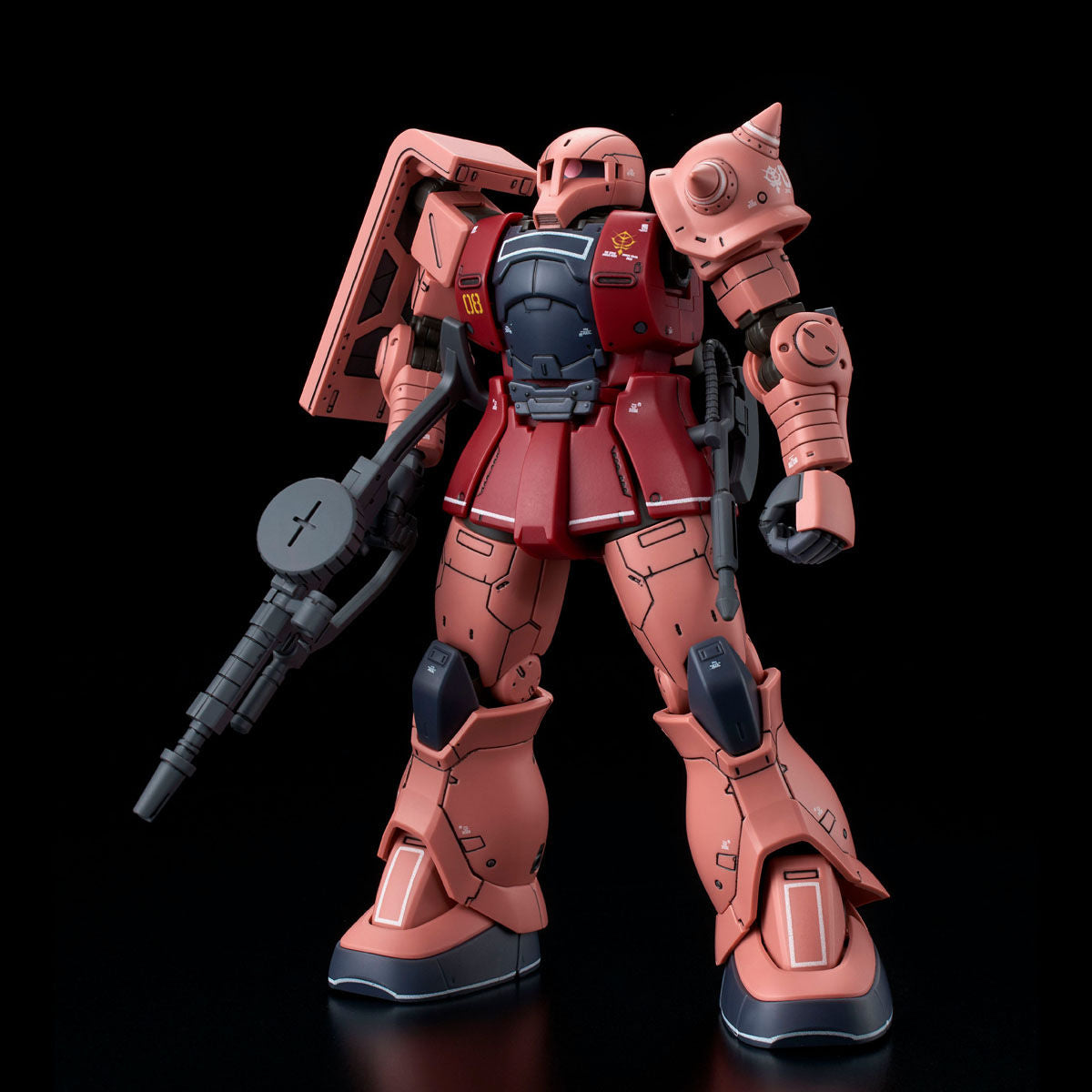 P-Bandai: HG 1/144 Char's Zaku I Limited Package Version [End of September]
