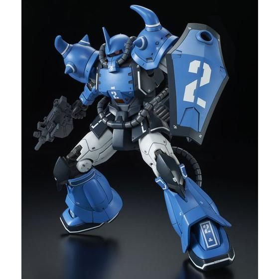 "P-Bandai: HG 1/144 Prototype Gouf Mobility Demonstrator ""Blue Color Ver."" [End of July]"