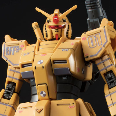 P-Bandai: HG 1/144 RX-78-01[N] Gundam Local Type Roll Out Colors [End of November]