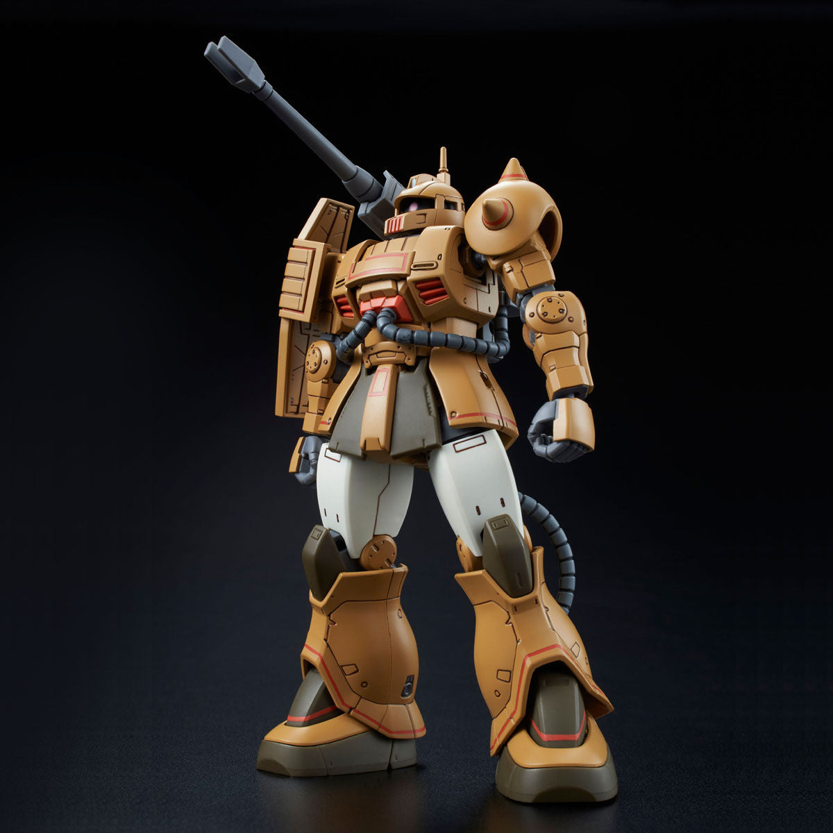 P-Bandai: HG 1/144 Zaku Cannon Test Type [End of September]
