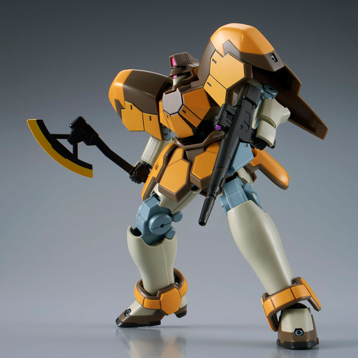P-Bandai: HGAC 1/144 Maganac Rashid Custom + Abdul Custom [End of September]