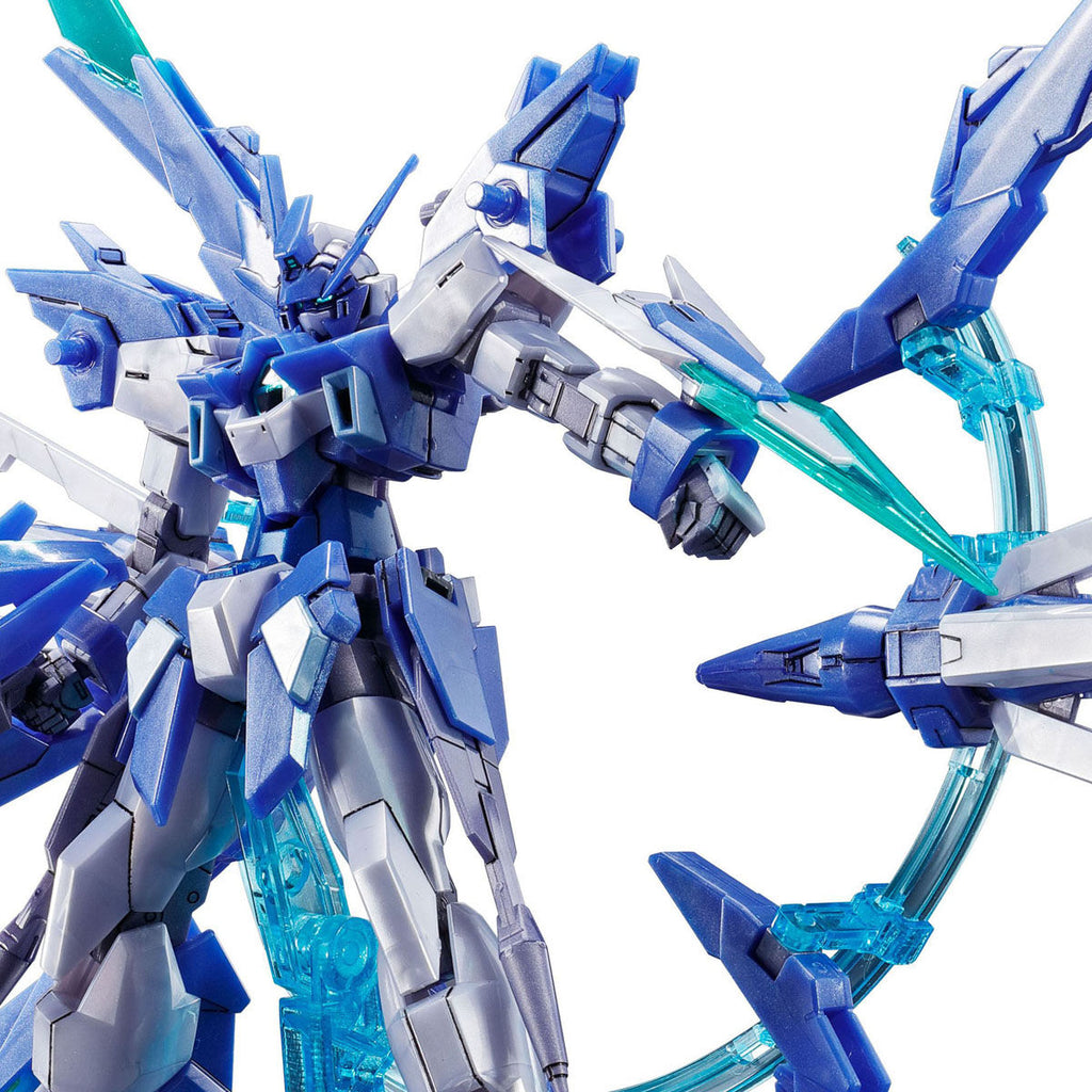 P-Bandai HGBD 1/144 Gundam AGEII Magnum SV Ver. FX Plosion [End of January 2020]