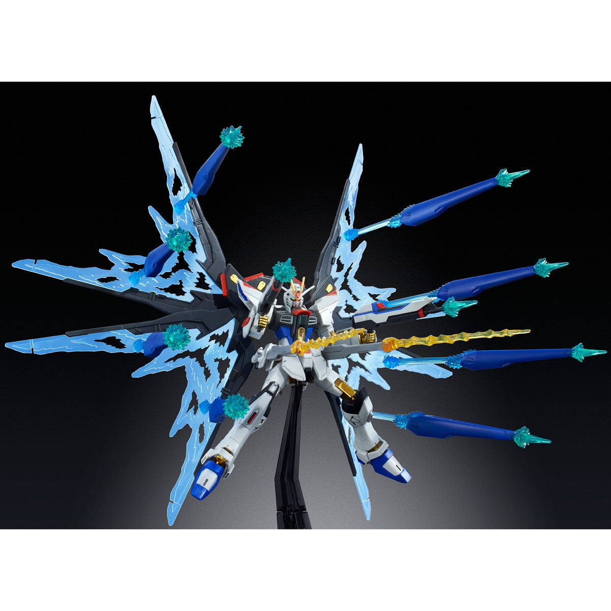 P-Bandai: HGCE 1/144 Strike Freedom Gundam Plus Wing of Light DX Edition [End of December]