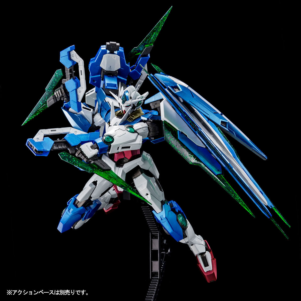 P-Bandai: MG 1/100 00 Qan[T] Full Saber Special Coating Ver. [End of July]