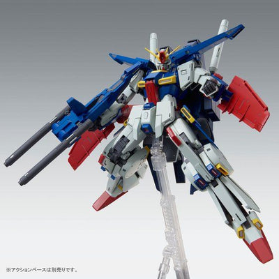 P-Bandai: MG 1/100 Enhanced ZZ Gundam Ver. Ka [End of JANUARY 2021]