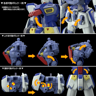 P-Bandai: MG 1/100 Gundam F90 [End of JULY 2020]