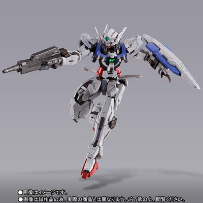 P-Bandai Metal Build Astraea + Proto GN High Mega Launcher [SOLD OUT]
