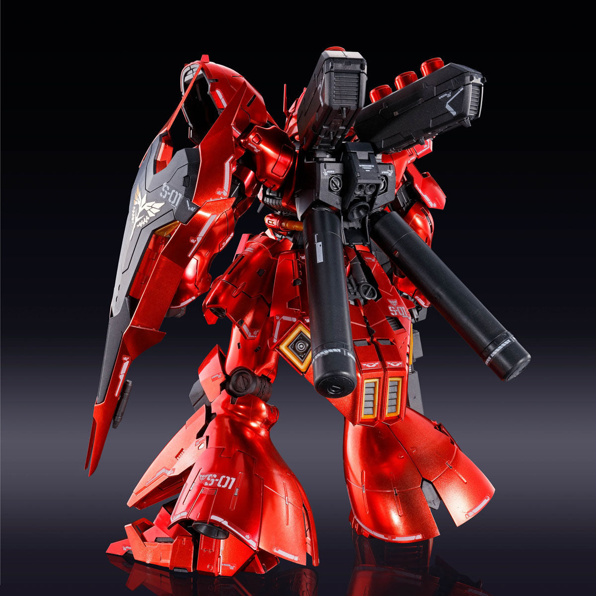 P-Bandai: RG 1/144 MSN-04 Sazabi Special Coating [End of December]
