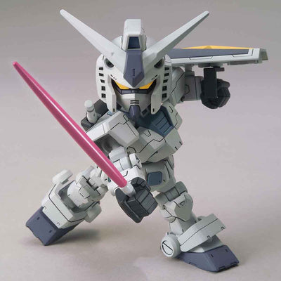 SD CROSS SILHOUETTE RX-78-3 GUNDAM G-3 CROSS SILHOUETTE FRAME VER. [End of FEBRUARY 2021]