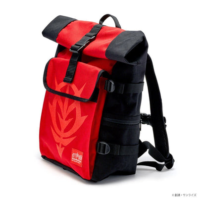 "STRICT-G × Manhattan Portage ""Mobile Suit Gundam"" 40th Anniversary Backpack Zeon Army Model [End of November]"