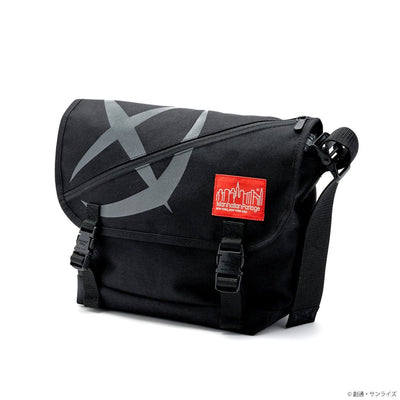 "STRICT-G x Manhattan Portage ""Mobile Suit Gundam"" 40th Anniversary Vintage Messenger Bag Earth Federation Army Model [End of November]"