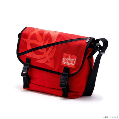 "STRICT-G × Manhattan Portage ""Mobile Suit Gundam"" 40th Anniversary Vintage Messenger Bag Zeon Army Model [End of November]"