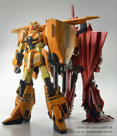 "P-Bandai: MG 1/100 MSZ-006-3B Zeta Gundam 3B Type ""Gray Wolf's 'Buster' Zeta"" [End of MAY 2020]"