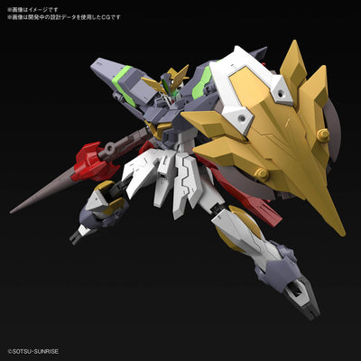 HGBD:R 1/144 GUNDAM AEGIS KNIGHT [End of JULY 2020]