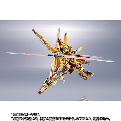 METAL ROBOT DAMASHII SIDE MS AKATSUKI GUNDAM SHIRANUI [END OF AUGUST 2020]