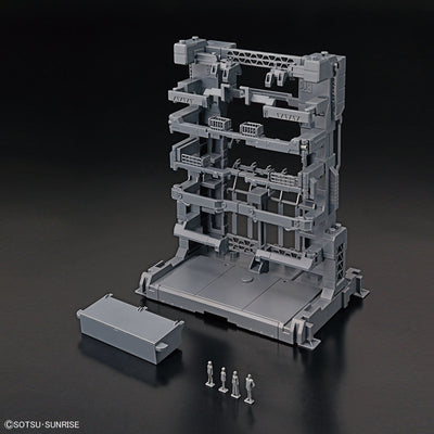 P-BANDAI: MG 1/100 MS CAGE