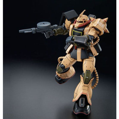 P-BANDAI: HG 1/144 ZAKU DESERT TYPE MOBILE SUIT GUNDAM THE ORIGIN MSD [END of November 2020]
