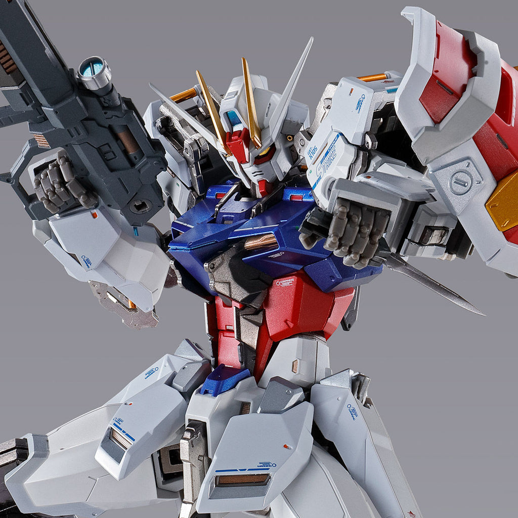 METAL BUILD: Strike Gundam  [End of January 2020]