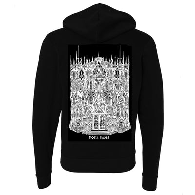 "Hydeon ""Blade and Basilica"" Hooded Sweatshirt Release"