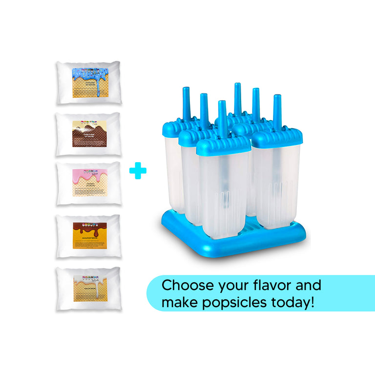 Popsicle Mold Kit with Mix - Brodys