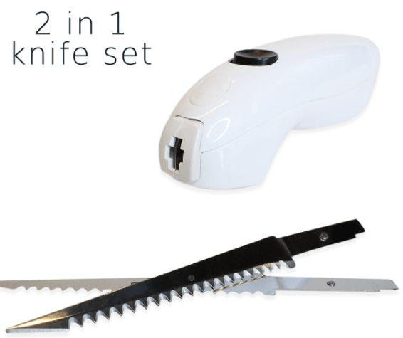 Cordless Electric Simple Knife