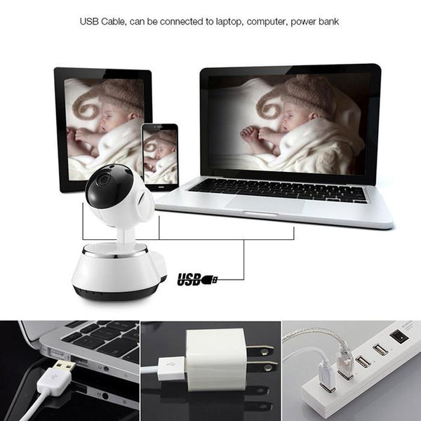 Smart WIFI Night Vision Camera