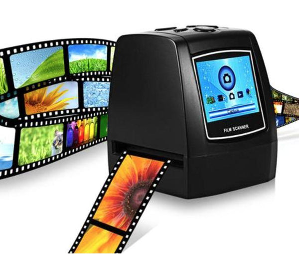 Film & Slide Scanner