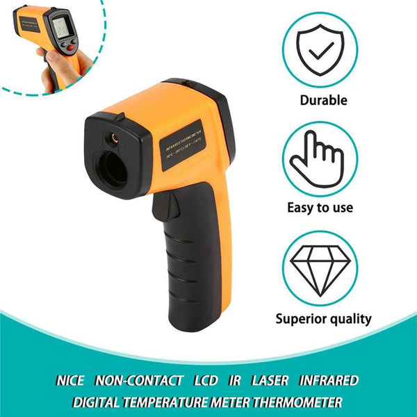 Non Contact Laser Infrared Thermometer
